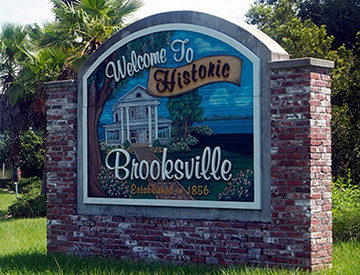RV Park near Brooksville, Florida