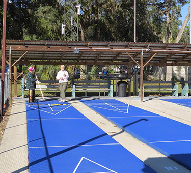 Florida Campgrounds with Recreation & Games
