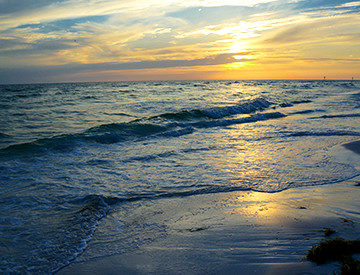 Relax at Pine Island Beach and Enjoy the Sunsets