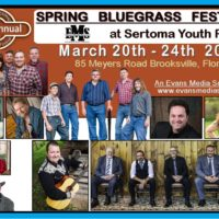 Sertoma Ranch Bluegrass Festival