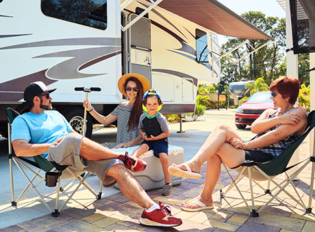 Florida RV Park Weekly Rates