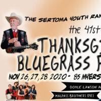 Sertoma Ranch Bluegrass Festival