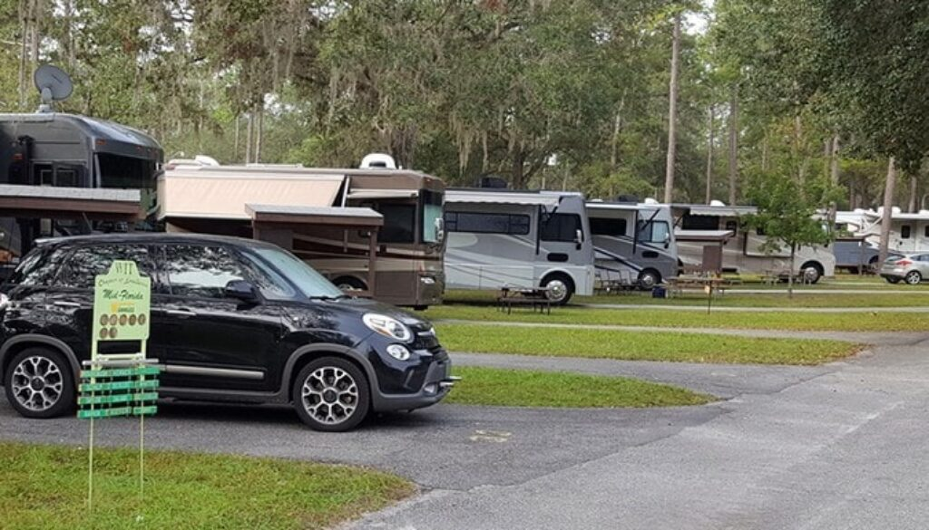 RV Park Brooksville FL